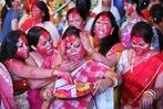 Fotos: Bunt und ausgelassen – das Durga Puja-Festival in Indien