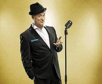 Entertainer Kohlhepp mit Chor im Spiegelzelt in Staufen