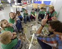 1300 Kinder lernen, experimentieren und staunen bei den Tagen des Wissens im B�rgerhaus Seepark