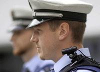 Koalition beschlie�t Bodycams f�r Polizisten