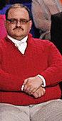 AUCH DAS NOCH: Ein Star im roten Pullover