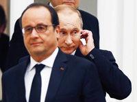 Putin sagt Paris-Reise wegen Streits um Syrienkonflikt ab