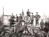 Als vor 100 Jahren Bomben auf Freiburg fielen