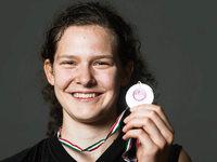 Die rasante Erfolgsstory der 15-j�hrigen Emily Kapitza vom USC Freiburg