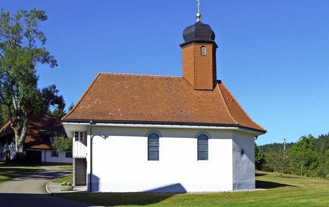 Verführerisch Blickfang Alte Zeiten Ideen Von Die Schellenbergkapelle Wird Im Kommenoche Wieder Im