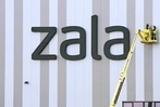 Fotos: Zalando-Logistiklager in Lahr