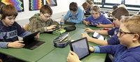 Bundesbildungsministerin Wanka startet Milliardenprogramm zum EDV-Ausbau in den Schulen