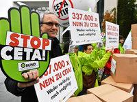 Verfassungsgericht billigt vorl�ufige Anwendung von Ceta