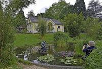 """F�hrung zum Thema """"Pflanzenfotografie"""" im Botanischen Garten"""