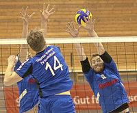Erstes Heimspiel f�r Volleyballer des USC Freiburg
