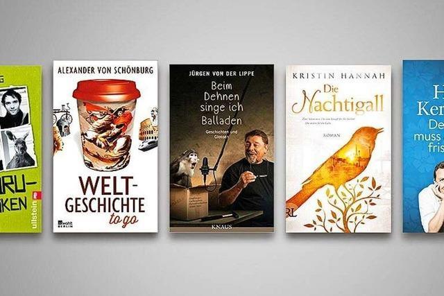 Die 5 besten Hörbücher für die Badewanne
