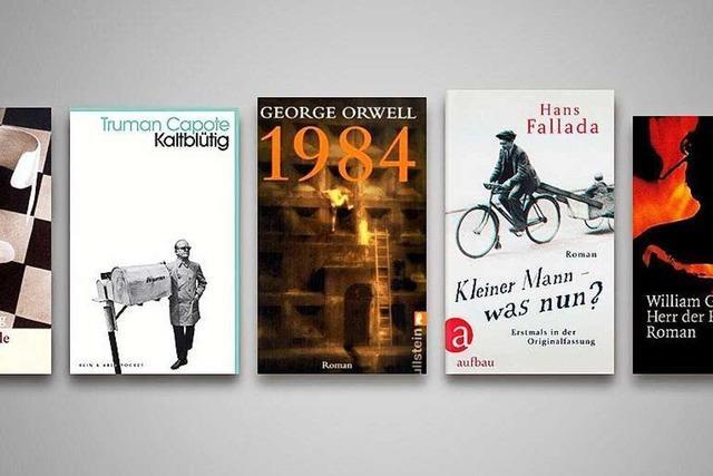 5 Literaturklassiker, die garantiert nicht langweilig sind