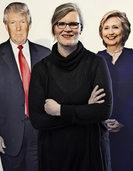 """ZWISCHEN PAPPFIGUREN MIT ...: """"Die Best�rzung �ber Trump ist gro�"""""""