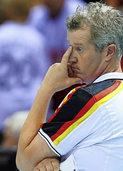 """Friedrichshafens Trainer sieht seinen Job als """"schwierige Aufgabe"""""""