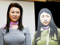 Mandelaugen sind bei vielen Asiatinnen out