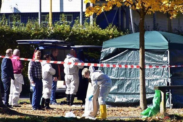 Tote Frau in der Dreisam gefunden – Polizei geht von einem Verbrechen aus
