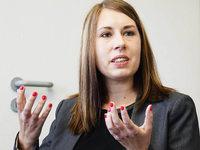 Links und umstritten: Sexauerin soll SPD-Generalsekret�rin werden