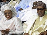 Nigerias Pr�sident Buhari steht w�hrend Deutschlandbesuch in der Kritik