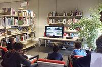 In Haslach k�nnen Jugendliche Konsolenspiele gemeinsam testen