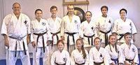 Wiesent�ler Karateka bei EM