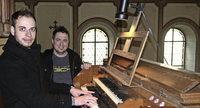 Vier Kirchen, vier Orgeln, vier Konzerte