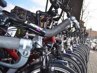 Schlechtes Zeugnis: L�rracher Polizei beanstandet viele Fahrr�der von Sch�lern