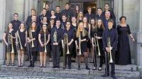 Jugendposaunenchor S�dbaden zu Gast in M�llheim
