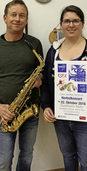 120 Menschen wirken bei der Umsetzung des Herbstkonzerts der Stadtmusik mit