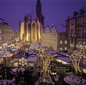 Adventszauber in W�rzburg erleben