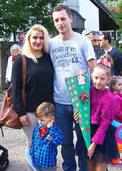 Helfer und Nachbarn fassungslos: Schon wieder wurde eine gut integrierte Familie abgeschoben