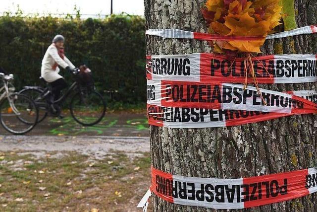Ermordete Studentin: Dreisamuferweg war nicht beleuchtet