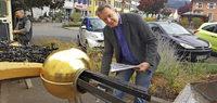 Goldene Kuppel erstrahlt in neuem Glanz