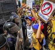 Venezuela ist wohl nicht mehr lange fl�ssig
