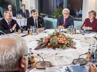 Spitzentreffen mit Putin: Selten so eindeutige Worte