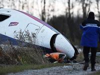 Nach TGV-Unfall: Anklage wegen fahrl�ssiger T�tung