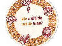 """""""Islam uf Badisch"""" – was Bierdeckel mit Religion zu tun haben"""