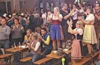 Party mit Gaudiwettk�mpfen, Bierb�rse, Bewirtung und Musik in Eisenbach