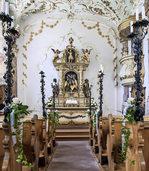 K�nstlerische H�hepunkte von Schloss B�rgeln bei Schliengen