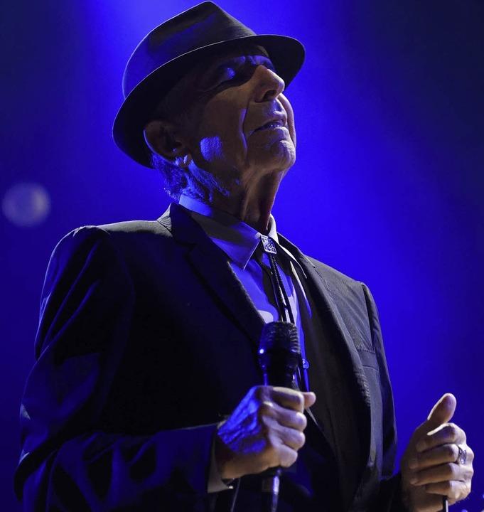 Konzerte, wie hier 2013 in Montreux, h... vor allem Musik schreiben und malen.   | Foto: AFP