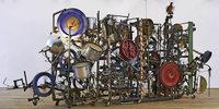 Das Basler Tinguely Museum zeigt erstmals Tinguelys Tonmaschinen gemeinsam