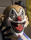 �bergriffe von Grusel-Clowns