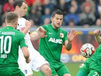Gegen Augsburg will der Sportclub sein viertes Heimspiel gewinnen