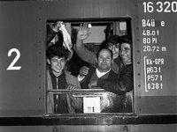 Wie italienische Gastarbeiter nach Deutschland kamen