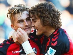 Fotos: SC Freiburg - FC Augsburg