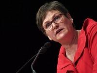 Leni Breymaier ist neue SPD-Landesvorsitzende