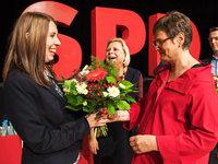 Parteilinke Breymaier will S�dwest-SPD aus der Krise f�hren