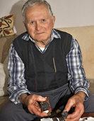 Ein J�nger Gutenbergs wird 90 Jahre alt