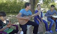 Musik verbindet die Kulturen im L�wensaal