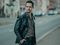 Kai Strauss spielt beim Bluesfestival in Freiburg