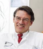 Herzspezialist Prof. Friedhelm Beyersdorf referiert im SWR-Studio